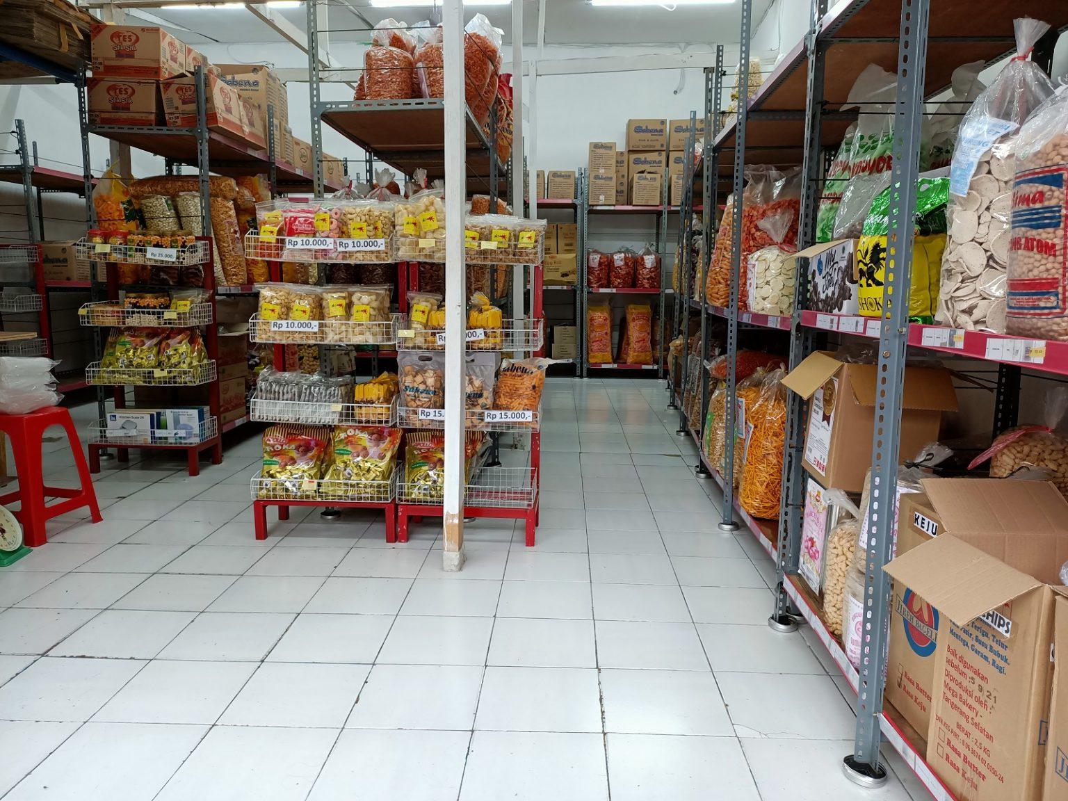 Harga Jajan Lebaran Kiloan Murah Jakarta 081514213907
