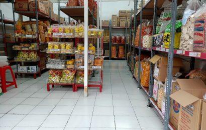 Toko Grosir Snack Terdekat Kiloan Bal Balan