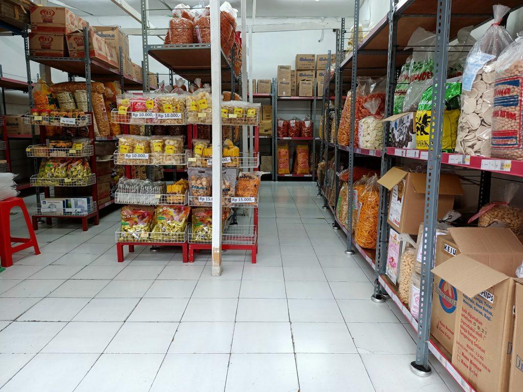 Daftar Harga Makanan Ringan di Grosir Terdekat