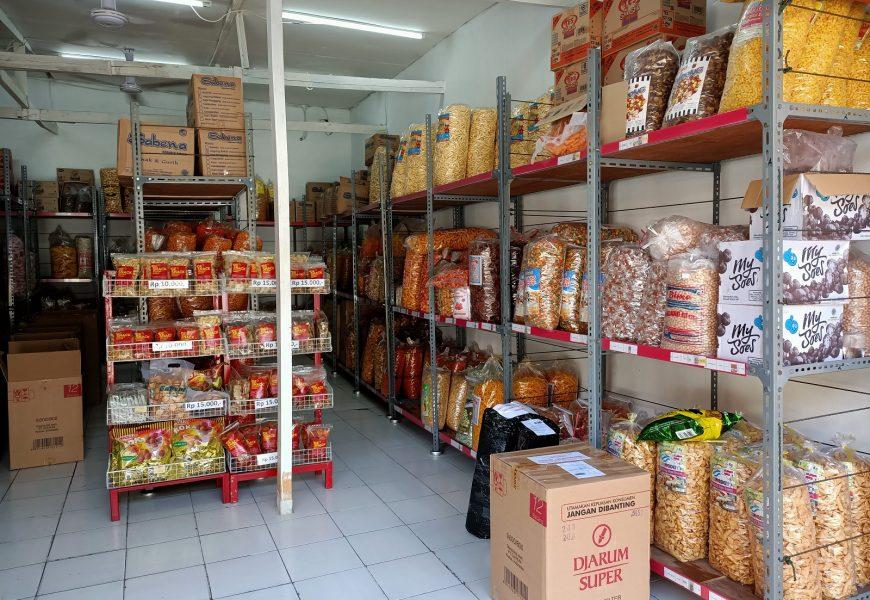 Distributor Pabrik Snack Kiloan Bal Balan