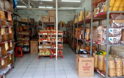 Syarat Menjadi Agen Makanan Ringan